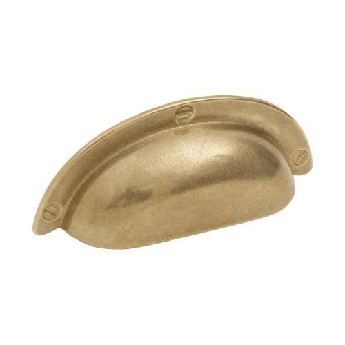 Handle Bowl-3923-11 Brass matt