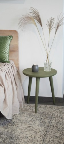 STOOL small side table, colored