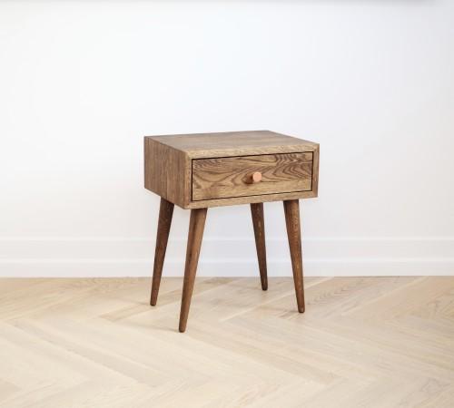 NORD-02-ES side table smoked oak  (NO-02-ES)