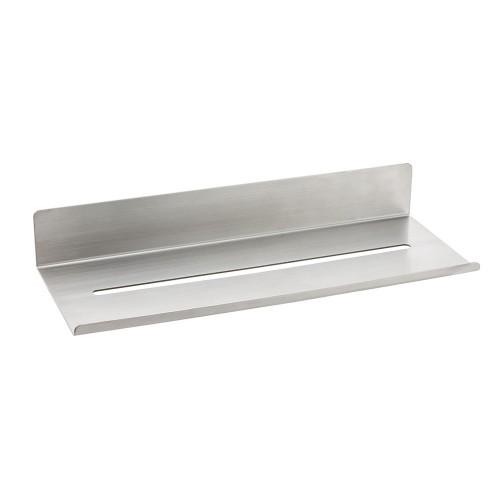 Base HYLLA shelf 606061-41 matt polished steel