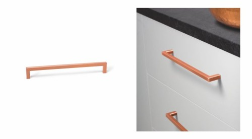 Handle 56 Brushed  copper