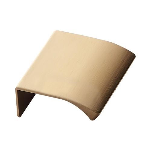 Handle Edge Straight 40-304163-11 brass