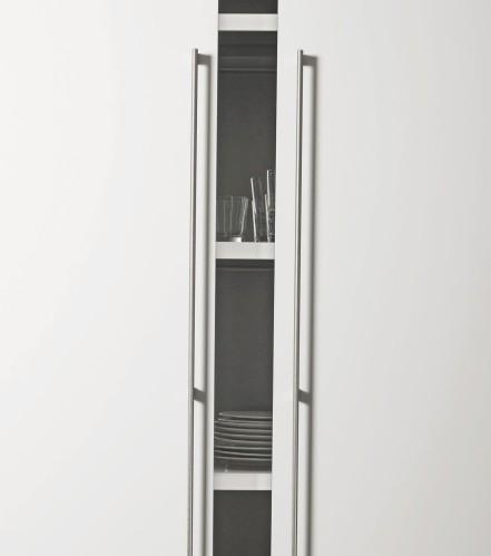 Long 1200 mm Handle Graf mini L -370242-2x589  rf look