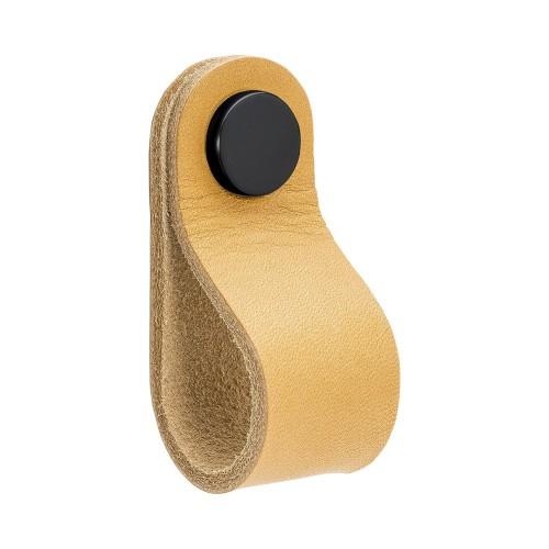 Handle LOOP Round-333244-11 leather light