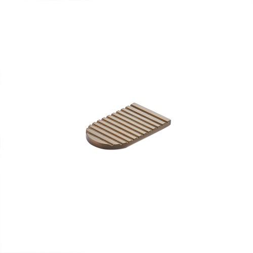 Handle Pushbricka HABIT 450200-11 brass