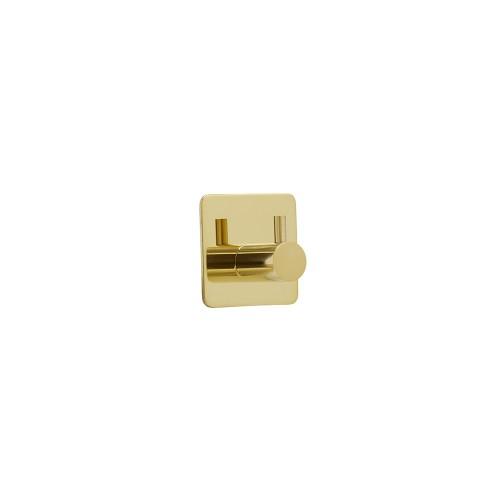 Hook BASE 220 -1-hook - 61603  brass