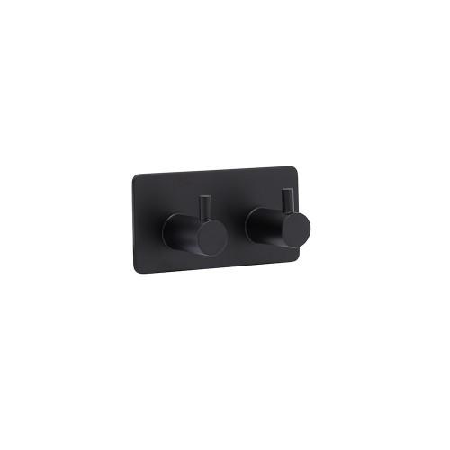 Hook BASE 220 -2-hook - 61610 black