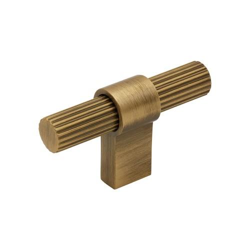 Handle T Helix STRIPE 309211-11 antik bronze