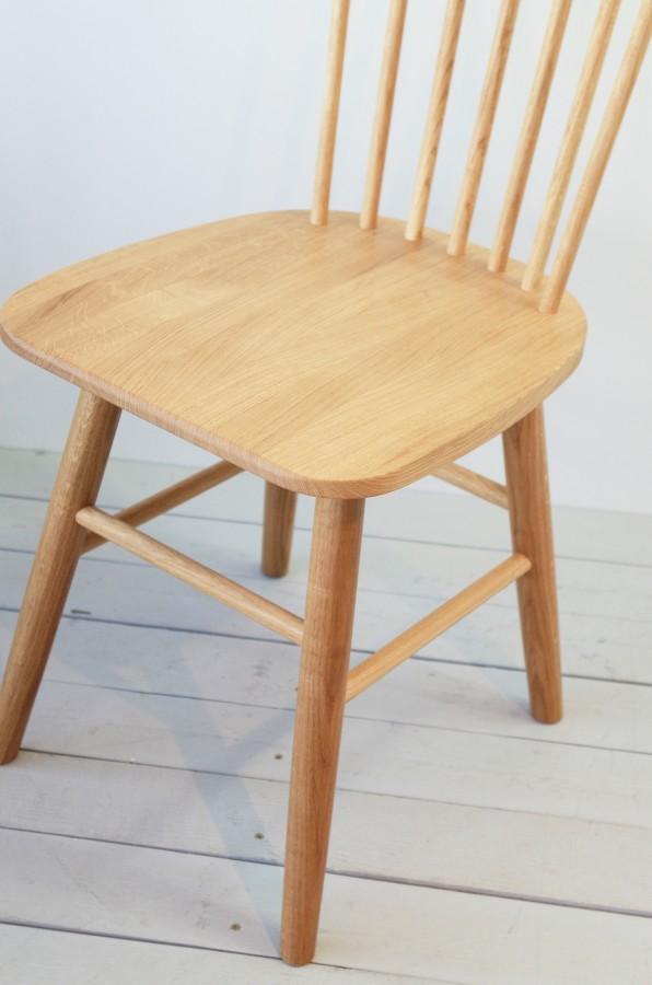 SCAND chair oak oiled